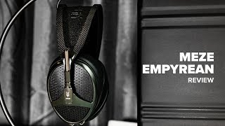 Meze Empyrean Headphone Review - The most comfortable headphones in the world, but...
