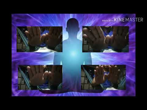 Reiki with Pranic healing and frequency healing 528Hz Cleaning and Energizing with Whole body regen