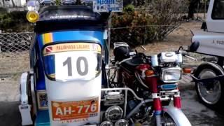 cabanatuan city, tricycle transhow 2014 part 2