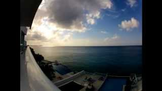 Cozumel End-of-Year Sunset-to-Sunset Time Lapse
