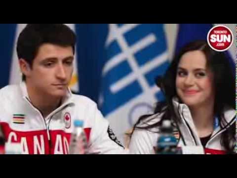 Did coach abandon Canadian ice dance team Scott Moir and Tessa Virtue?