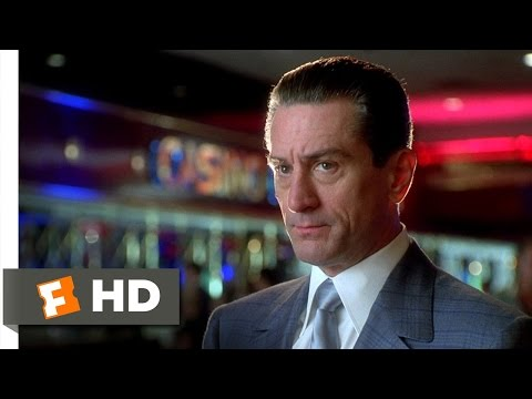 Casino (3/10) Movie CLIP - In Vegas, Everybody Watches Everybody (1995) HD