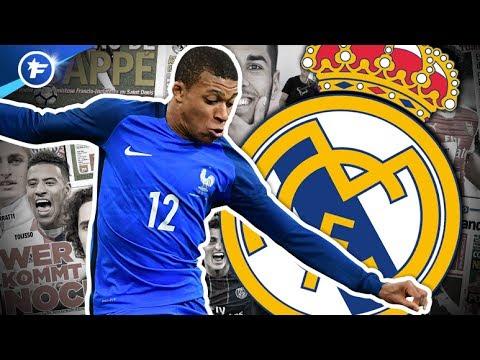 Le Real Madrid propose un sacré deal pour Mbappé | Revue de presse