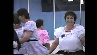 Rouses Point Square Dance 7-4-98