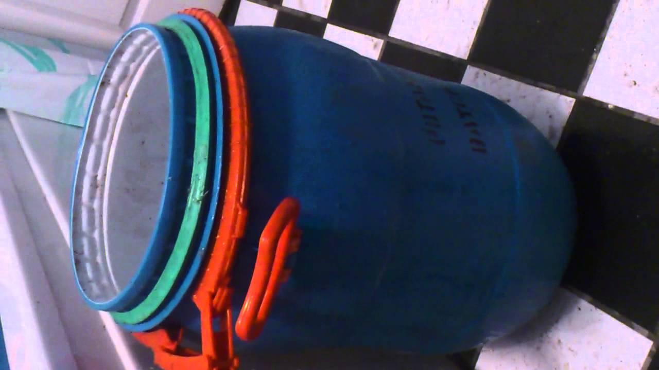 Diy fluval fx5 aquarium canister filter part 1 youtube for Diy filter media