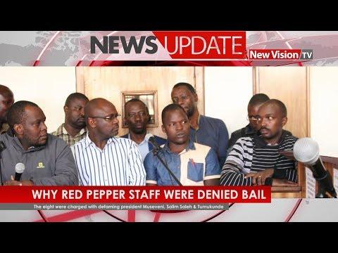 Why Redpepper staff were denied bail