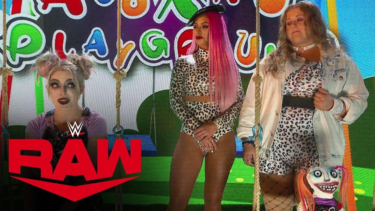 Download Eva Marie & Doudrop interrupt Alexa's Playground: Raw, July 19, 2021