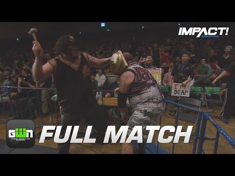 Ass & Tommy Dreamer vs Team 3D: FULL MATCH Bound for Glory 2014  IMPACT Wrestling Full Matches