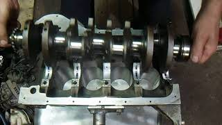 Ремонт двигателя Нива шевроле. Сборка.