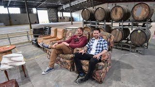 Moon Dog's ambitious brewery a 'theme park for adults'