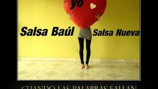 Salsa _ Tu Amor Por Siempre - Antony Lebron