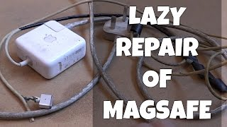 Lazy Magsafe repair cable
