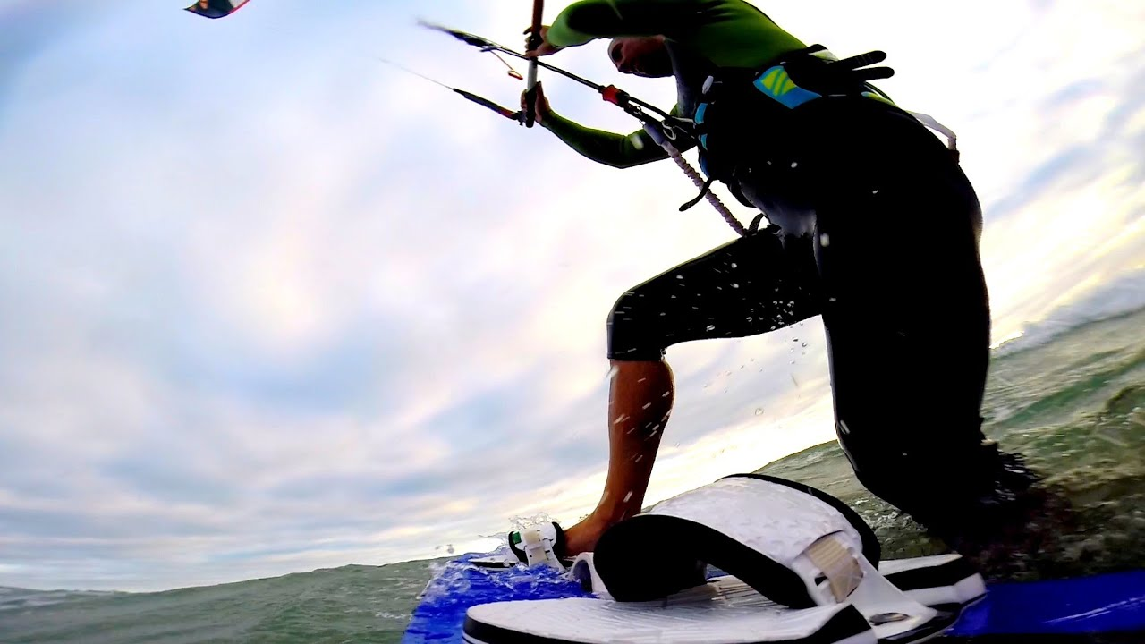 how to start kitesurfing by yourself