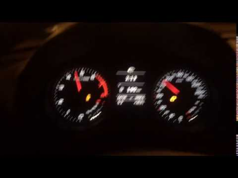 Acceleration (0-100) A3 8V 1.4 CMBA DQ200 * Stage 1