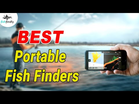 Best Portable Fish Finders In 2020 – The Top Selected Items!