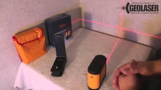 Видео обзор лазерного уровня Geo Fennel FL40 Pocket II HP(Лазерный построитель плоскостей Geo Fennel FL40 Pocket II HP, строит вертикальную и горизонтальную плоскость., 2014-09-27T13:49:59.000Z)