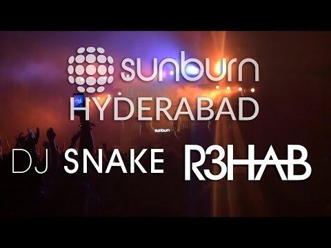 Sunburn Hyderabad 2015 : DJ Snake, R3HAB, Chuckie
