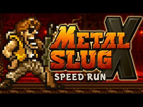 METAL SLUG X -