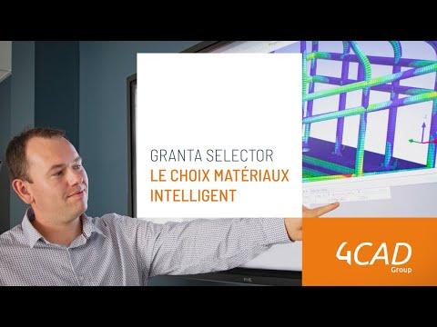 Présentation et démonstration dAnsys GRANTA Selector