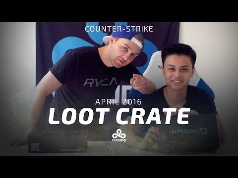 Loot Crate April 2016 | Quest Unboxing