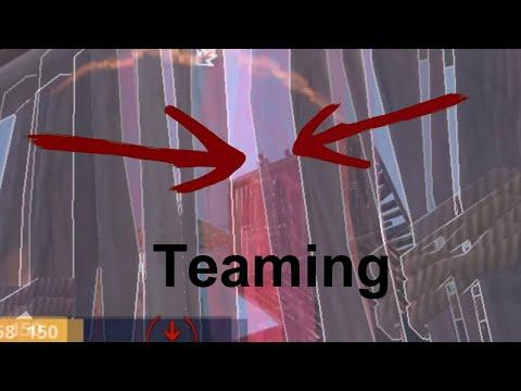 People Teaming In Fortnite Season 10 Solos