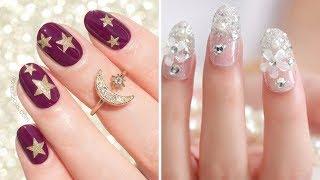 Amazing nail art ideas - New nail art compilation  - 2019