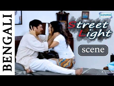 The Emotional Bond - Street Light - Romantic Scenes - Locket Chatterjee - Arjun Chakraborty