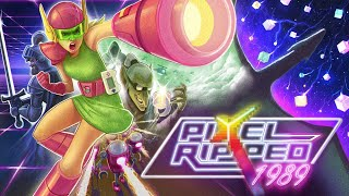 Pixel Ripped 1989 - Announcement Trailer