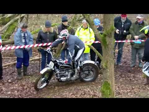 Talmag Pre1965 Motorcycle Trials, January 2015