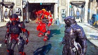 ANTHEM - NEW Gameplay Walkthrough Strongholds & Interceptor Javelin (2019)