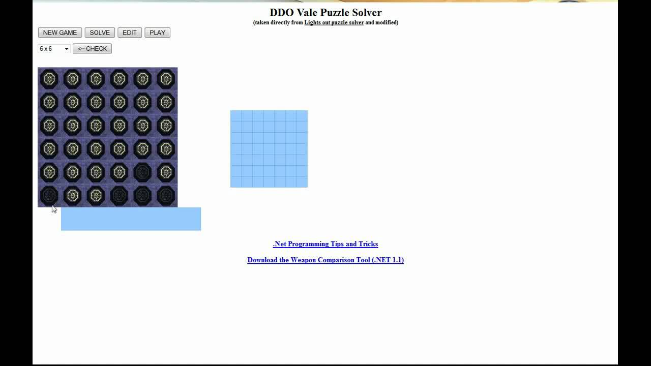 ddo vale shroud puzzle solver how to youtube