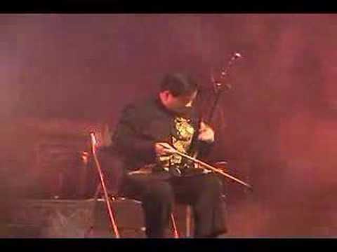 Chinese violin, called the arhu, played by Master Pt. 2