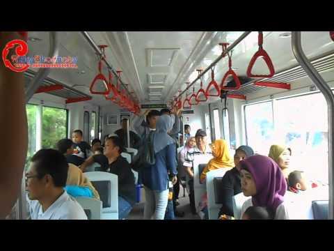 kereta api Railbus batara kresna