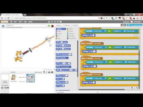 Ghostbusters - Invent with Scratch 2.0