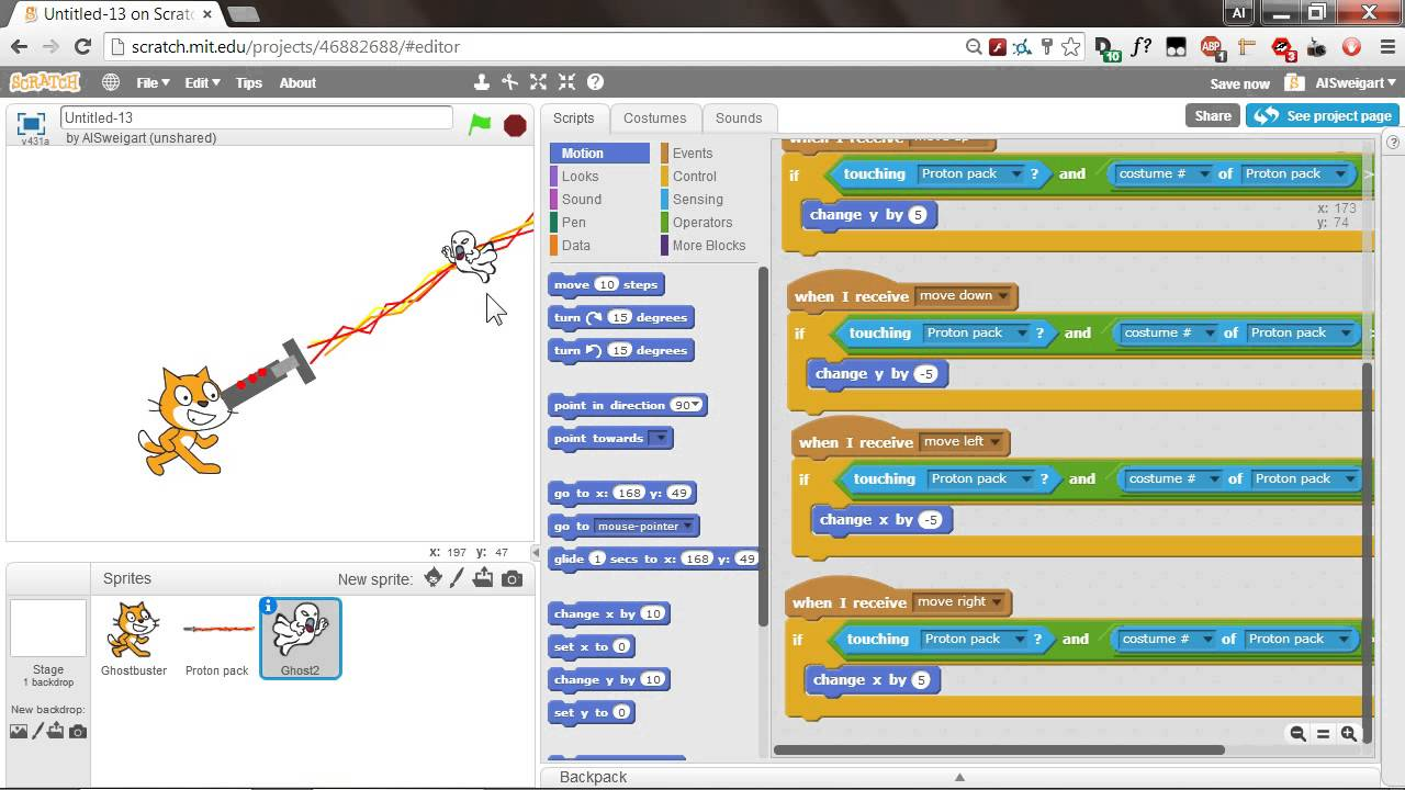 Ghostbusters - Invent with Scratch 2 0