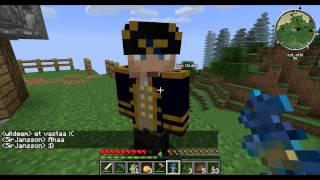 Minecraft - wildeem & FTB - Ep7 - Peliseuraa