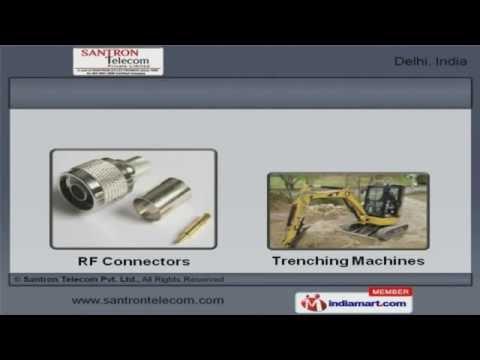 Telecom Hardwares & Service Provider by Santron Telecom Pvt Ltd, New Delhi