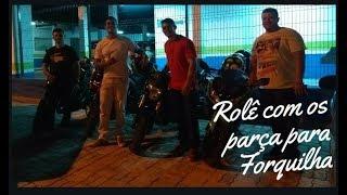 MOTO VLOG 5 - ROLÊ PARA FORQUILHA