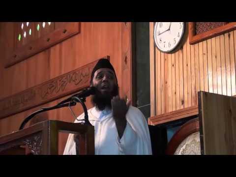 خطبة الجمعة: نواقض الإسلام (الناقض الرابع)