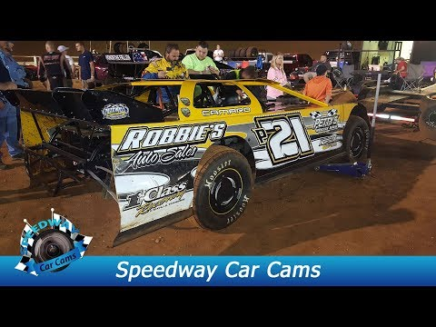 #P21 Robbie Buchanan - Street Stock - 9-3-17 Tazewell Speedway - In Car Camera
