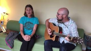 """Accompanied by jennifer stoddard, here's our take on bob dylan's classic """"forever young,"""" inspired the version recorded rhiannon giddens and iron & win..."""