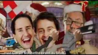 Torsdagsklubben synger julen inn