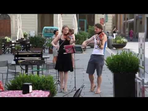 Por una Cabeza - Carlos Gardel (live in Italy)