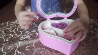 Музыкальная шкатулка Hello Kitty Танцующая Балерина шкатулка игрушечная -для украшений обзор