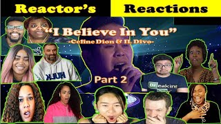 """Marcelito Pomoy """"I Believe in You"""" Part 2 Foreign Reactor's Reactions 