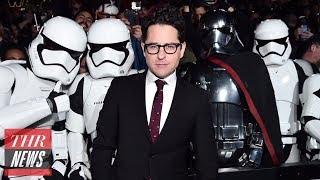 J.J. Abrams to Direct 'Star Wars: Episode IX,' Replacing Colin Trevorrow | THR News