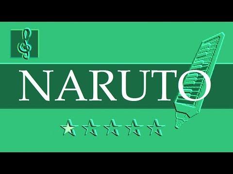 Melodica & Guitar Duet - Blue Bird - Naruto Shippuden - Theme (Sheet ...