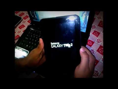 Root Y Recovery Para Galaxy Tab 2 7.0 GT-P3100, P3110 Y P3113