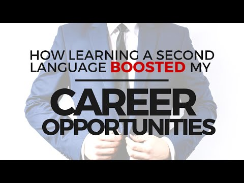 How Learning a Second Language Boosted My Career Opportunities