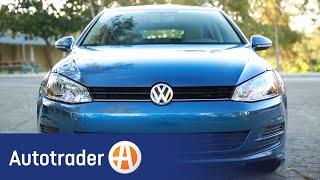 2015 Volkswagen Golf SportWagen | 5 Reasons to Buy | Autotrader